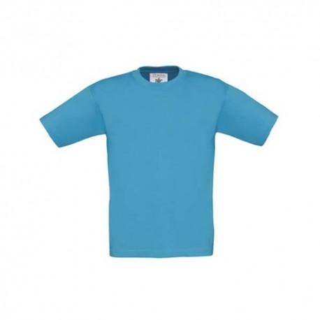 T-shirt B&C Exact 150 Kids - 100% Algodão