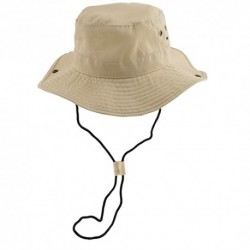 Chapéu panamá Safari para adulto de algodão