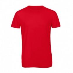T-shirt Triblend Men 130g - 50% Poliéster / 25% Algodão / 25% Viscose