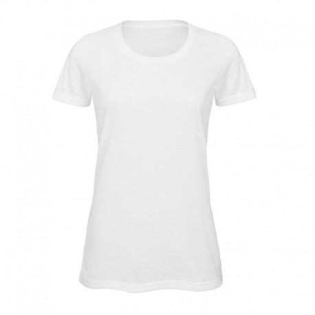 T-shirt Sublimation Women 140g - 100% Poliéster