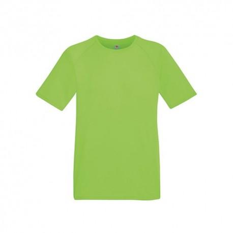 T-shirt Performance T 140g - 100% Poliéster