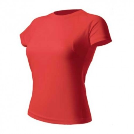 T-shirt técnica Quick Dry Sport Woman 150g - 100% Poliéster