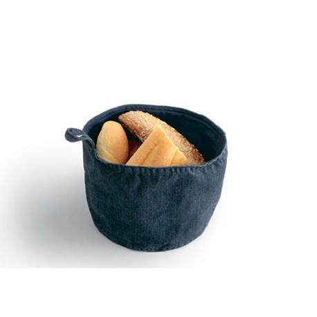 Cesto de pão em Ganga B&C DNM Please, 100% Algodão