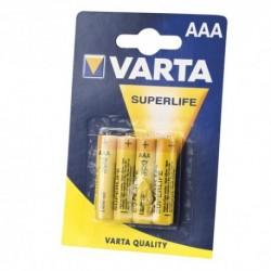Conjunto de 4 pilhas AAA-R03
