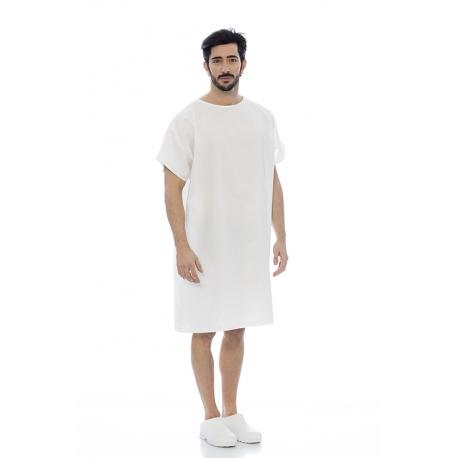 Bata doente em pano 100% algodão