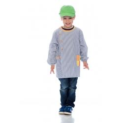 Boné criança em sarja poliéster-algodão