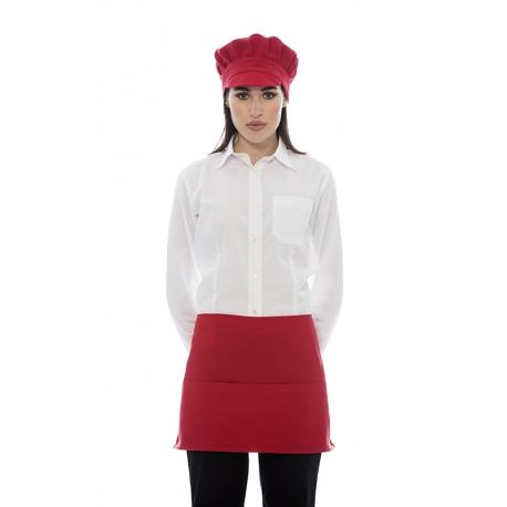 Avental de cintura em minimate