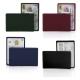 Bolsa porta-cartões em PVC