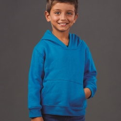PHOENIX KIDS.Sweatshirt unissexo para criança, com capuz.