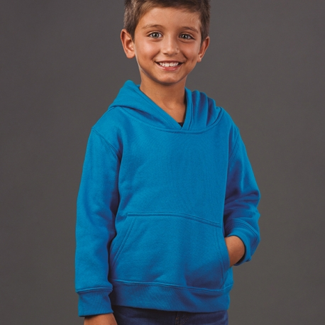 PHOENIX KIDS. Sweatshirt unissexo para criança, com capuz.