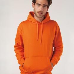 PHOENIX.Sweatshirt unissexo, com capuz.