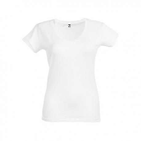 ATHENS WOMEN. T-shirt para senhora.