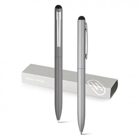 WASS Touch. Esferográfica em alumínio com mecanismo twist.