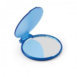 Espelho de maquilhagem.