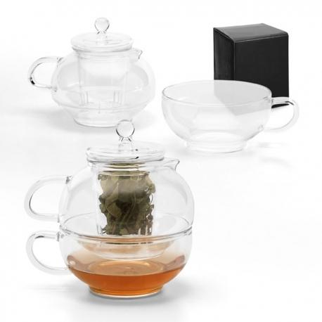 Conjunto de chá.