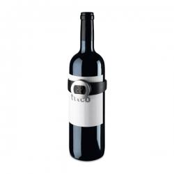 Termómetro digital para vinho.