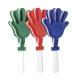 Bate palmas em plástico