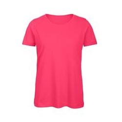 T-shirt B&C Inspire T Women - 100% Algodão Orgânico