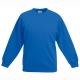 Sweatshirt Classic Set-In Kids 280g - 80% Algodão / 20% Poliéster