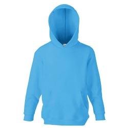 Sweatshirt Classic Hooded Kids 280g - 80% Algodão / 20% Poliéster