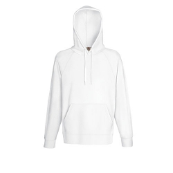 Sweatshirt Lightweight Hooded 240g - 80% Algodão / 20% Poliéster