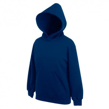 Sweatshirt Premium Hooded Kids 280g - 70% Algodão / 30% Poliéster