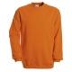 Sweatshirt B&C Set-In 280g - 80% Algodão escovado / 20% Poliéster