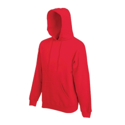 Sweatshirt Premium Hooded 280g - 70% Algodão / 30% Poliéster