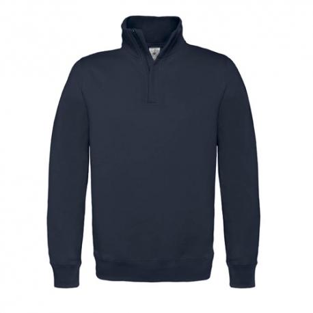 Sweatshirt B&C ID.004 280g - 80% Algodão / 20% Poliéster