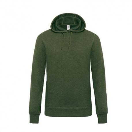 Sweatshirt B&C DNM Universe Men 280g - 50% Algodão / 50% Acrílico