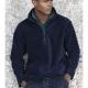 Sweatshirt Polar Half Zip Fleece 300g - 100% Poliéster