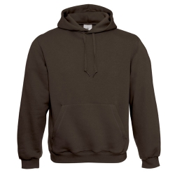 Sweatshirt B&C Hooded 280g - 80% Algodão escovado / 20% Poliéster