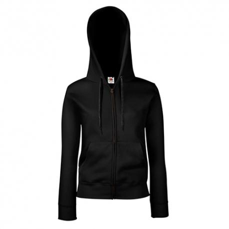 Casaco Premium Sweat Hooded Lady-fit 280g - 70% Algodão / 30% Poliéster