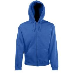 Casaco Premium Sweat Hooded 280g - 70% Algodão / 30% Poliéster