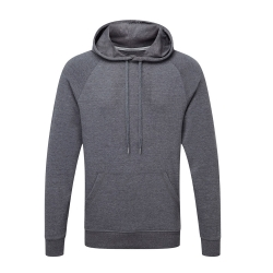 Sweatshirt Hooded HD 255g - 65% Poliéster / 35% Algodão