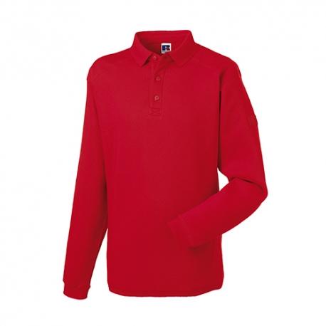 Sweatshirt Polo Resistente de Trabalho - 80% Algodão / 20% Poliéster