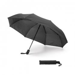 Guarda-chuva dobrável.