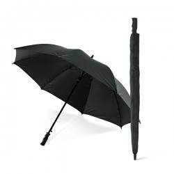 Guarda-chuva de golfe.  Pongee. Abertura automática