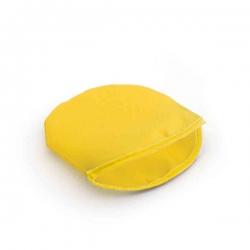 Frisbee dobrável.