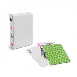 Baralho de 54 cartas.