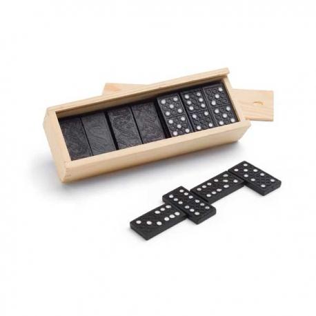 Jogo do dominó.