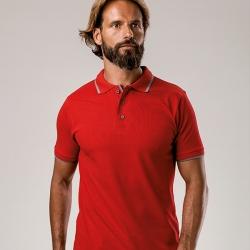 "ROME Polo ""slim fit"" para homem"
