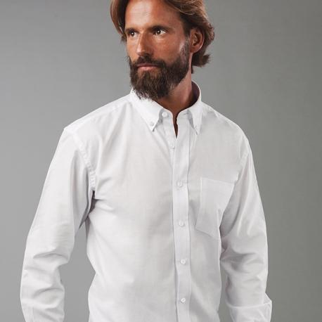 TOKYO. Camisa oxford para homem.