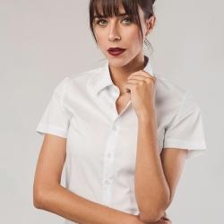 MADRID WOMEN. Camisa popelina para senhora.