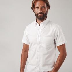 LONDON.Camisa oxford para homem.