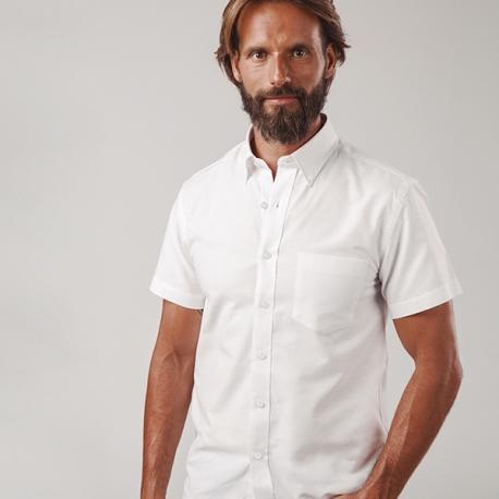 LONDON. Camisa oxford para homem.