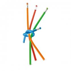 Lápis flexível