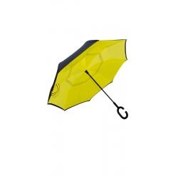 Chapéu de Chuva Reversível de Abertura Manual