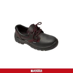 Sapato em Pele com Palmilha e Biqueira de Aço