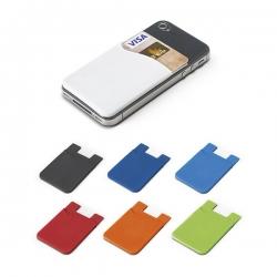 Porta cartões para smartphone